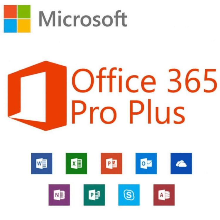 MS Office 365 Pro Plus License Account+5TB Cloud